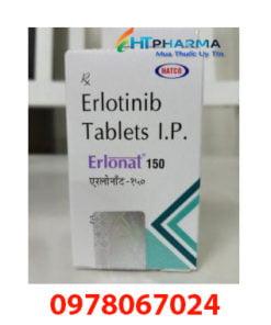 thuốc erlonat 150mg Erlotinib là thuốc gì? có tác dụng gì? thuốc erlonat 150mg giá bao nhiêu mua ở đâu