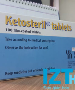 thuoc ketosteril là thuốc gì? có tác dụng gì? thuốc đạm thận ketosteril giá bao nhiêu? mua ở đâu chính hãng?