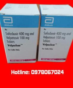 Giá thuốc Velpaclear