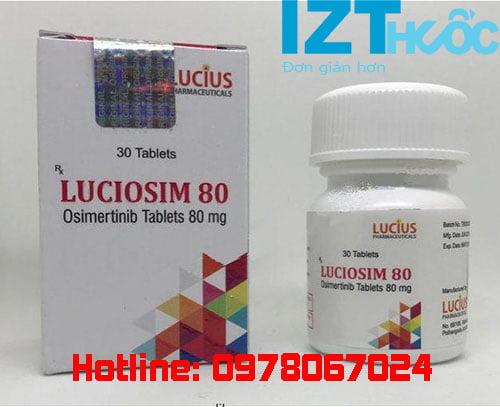 Giá thuốc Luciosim
