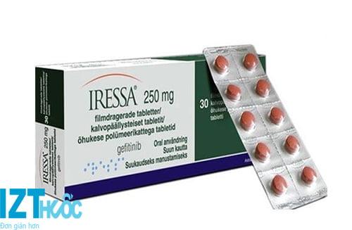 thuốc iressa
