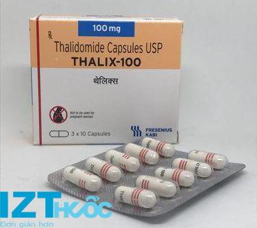 Thuốc Thalix 100 giá bao nhiêu mua ở đâu
