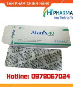 thuốc Afanix 40 giá bao nhiêu mua ở đâu chính hãng