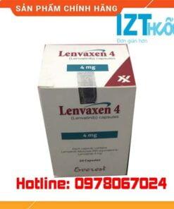 thuốc Lenvaxen giá bao nhiêu mua ở đâu chính hãng